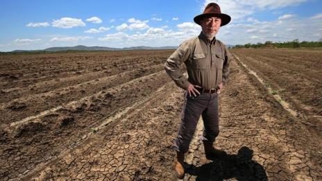 Jian Zhon Yin, uno de los nuevos rostros del negocio agroalimentario en China.